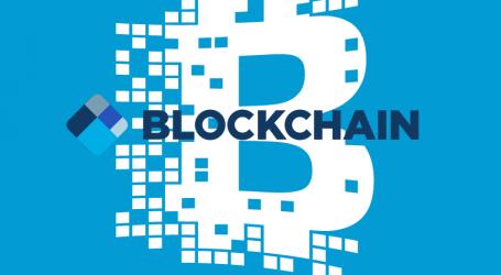 Blockchain updates company logo, CEO Peter Smith provides statement