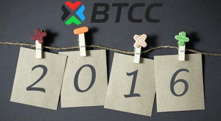 BTCC provides 2016 overview of key metrics