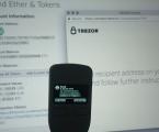 Hardware wallet TREZOR integrates with MyEtherWallet