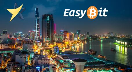 EasyBit partners with Bitcoin Vietnam for bitcoin ATM machines in Vietnam