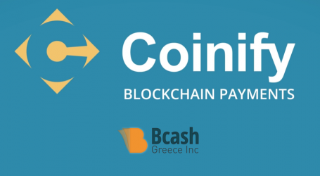 Coinify and Greece's Bcash partner for bitcoin acquisition via cards and bank transfer