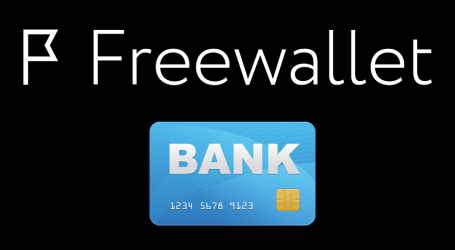 Freewallet users in partnership with Indacoin can now buy currency using credit cards