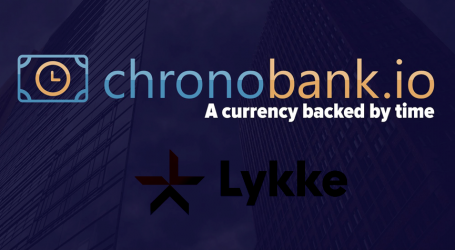 ChronoBank partners with Swiss based wallet and trading platform Lykke
