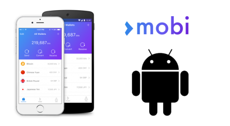 Bitcoin wallet app Mobi released for Android