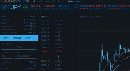 Cryptotrader adds support for Quoine Exchange offering zero trading fees