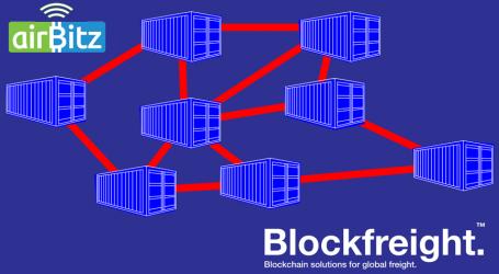Airbitz partners with blockchain freight company Blockfreight