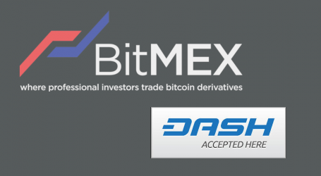 Dash added to cryptocurrency derivative trading platform BitMEX