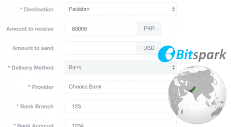 Bitspark launches remittances to Pakistan, partners with bitcoin trading platform Urdubit