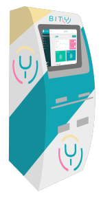 New bitcoin ATM goes online at Zurich main train station