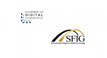 Chamber of Digital Commerce and Structured Finance Industry Group partner for blockchain
