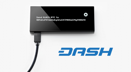 Dash now available on cryptocurrency wallet platform KeepKey