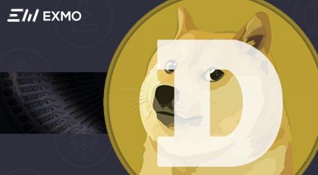 EXMO shuts down DOGE/RUB trading