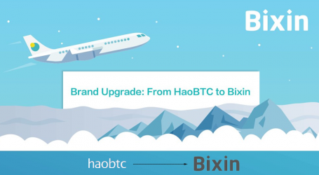 HaoBTC rebrands as Bixin as exchange closes to focus on wallet