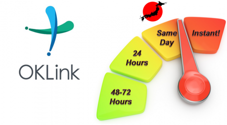 OKLink launches same-day money transfer to Japanese banks