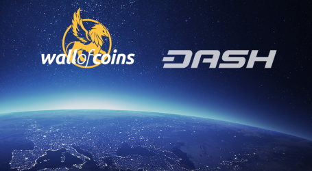 Dash partners with Wall of Coins to help users exchange crypto for cash
