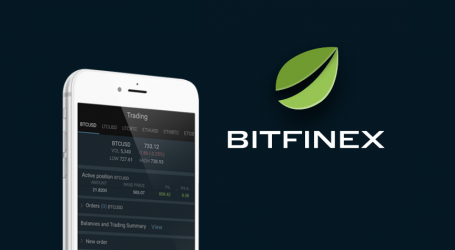 Bitfinex releases newly designed mobile app with Chinese support