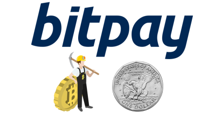 BitPay increases minimum invoice payment amount to $1 as miner fees rise