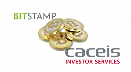 CACEIS and Bitstamp partner to enable fund promoters to accept bitcoin investments