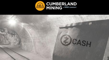 Cumberland Mining enters Zcash OTC market