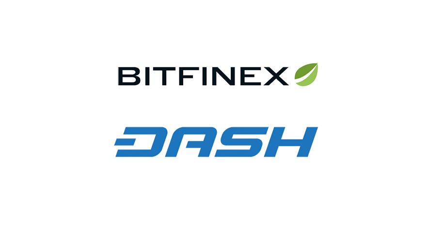 Dash added to Bitfinex cryptocurrency exchange