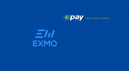EXMO stays busy by adding China licensed Epay for deposits
