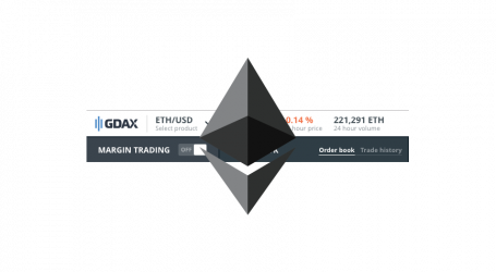 GDAX announces Ether and Litecoin trading now offered in New York