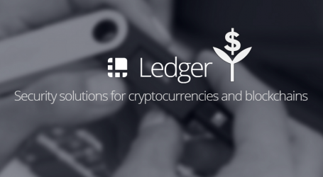 Bitcoin hardware wallet pioneer Ledger scores $7 million in series A round