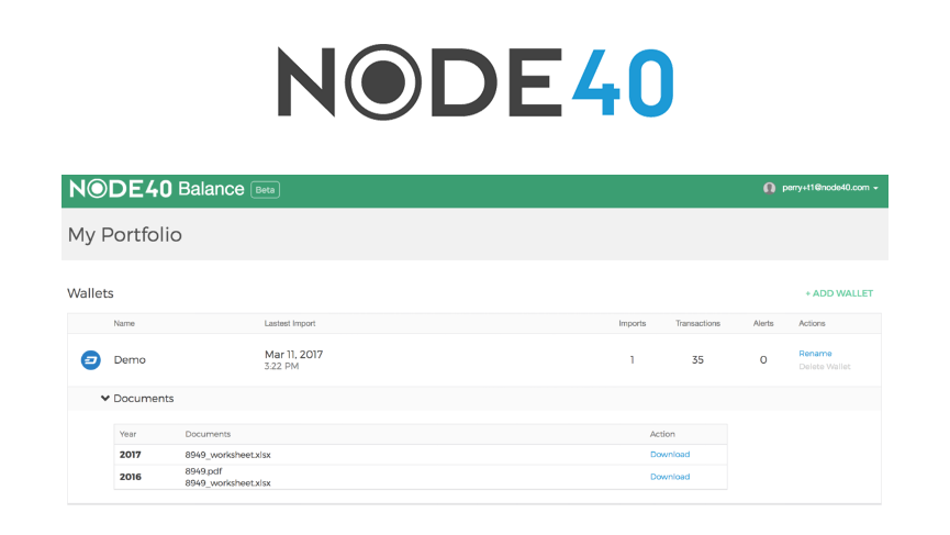Blockchain infrastructure service Node40 launches