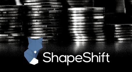 Crypto asset exchange ShapeShift raises $10 million as transaction volumes soar