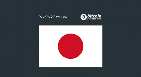 Wirex to add yen support as Japan set to rule bitcoin an official form of payment