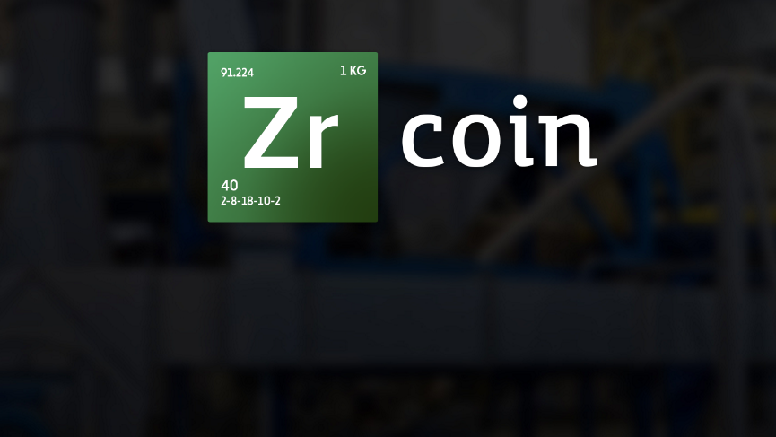 ZrCoin to launch ICO token backed by an industrial commodity