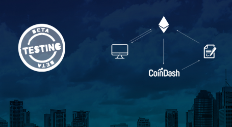 Crypto based portfolio management app CoinDash seeks beta testers