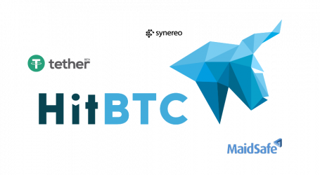 Crypto exchange HitBTC lists MaidSafe, Synereo and adds USD Tether