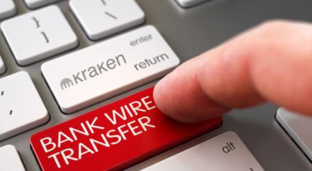 Bitcoin exchange Kraken adds USD, GBP, and EUR bank wire funding options
