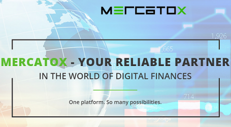 Cryptocurrency platform Mercatox launching new updates including instant auto withdrawals