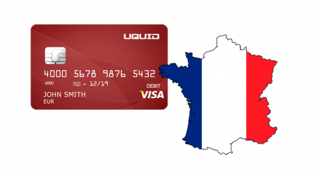 New verification rules in France for Uquid prepaid cryptocurrency cards effective May 1st