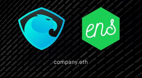 Aragon wins bid for domain 'company.eth' to streamline decentralized business platform