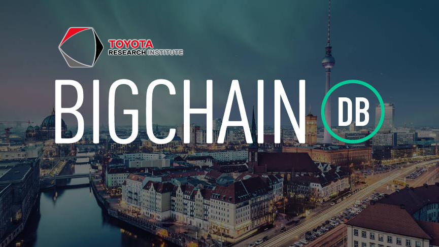 BigchainDB and Toyota announce decentralized exchange for sharing autonomous vehicle data