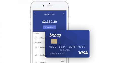 BitPay expands prepaid bitcoin Visa debit to users in 131 countries