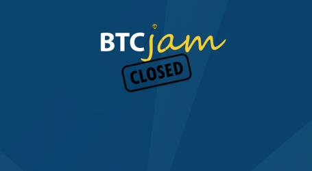 P2P bitcoin lending service BTCjam shuts down