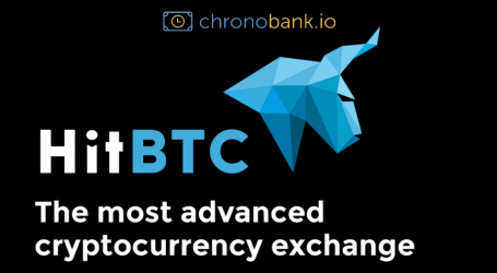 HitBTC launches Chronobank TIME token trading