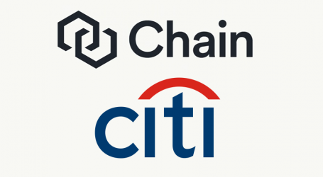 Chain partners with Citi for blockchain payments