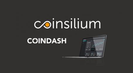 Coinsilium invests $75,000 in blockchain asset social trading platform CoinDash