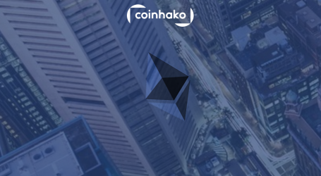 Coinhako adds Ether for wallet users in Singapore and Malaysia