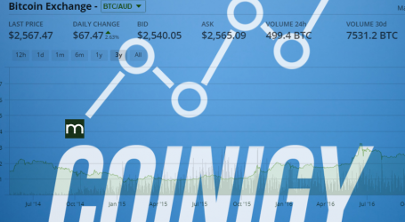 Coinigy adds charting from BTCMarkets and ETC tracking goes live