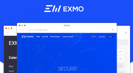 EXMO cryptocurrency exchange previews redesign features