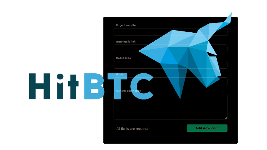 Bitcoin Exchange HitBTC Simplifies Process For Listing And Trading Custom Tokens