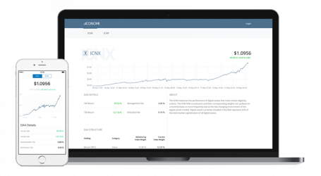 Digital asset management platform ICONOMI releases iOS app