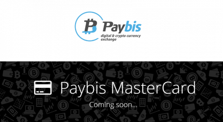 Bitcoin exchange Paybis launching debit card