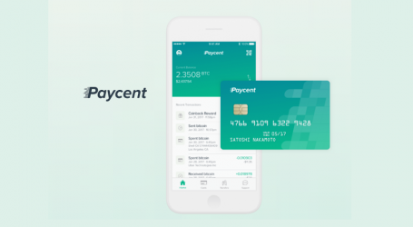 Paycent set to launch new feature filled bitcoin debit card